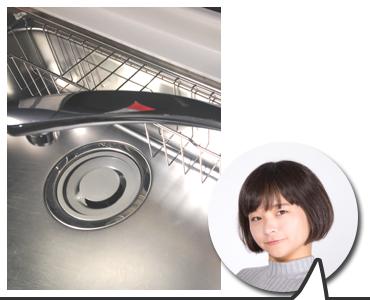 綾瀬市のキッチンのシャワーヘッドへ交換